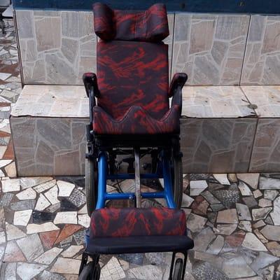 Cadeira de Rodas Infantil Tilt