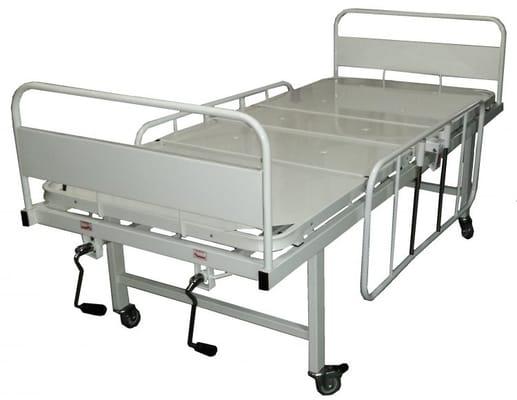 Cama Hospitalar Manual – Obeso