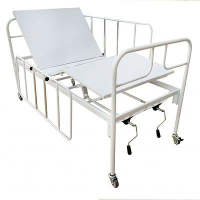 Cama Hospitalar Manual Simples