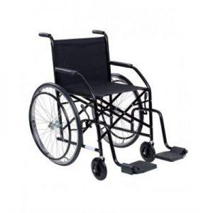 cadeira de rodas comum
