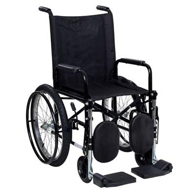 Cadeira de Rodas com Pés Eleváveis