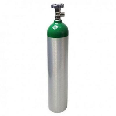 Cilindros de Alumínio de Oxigênio