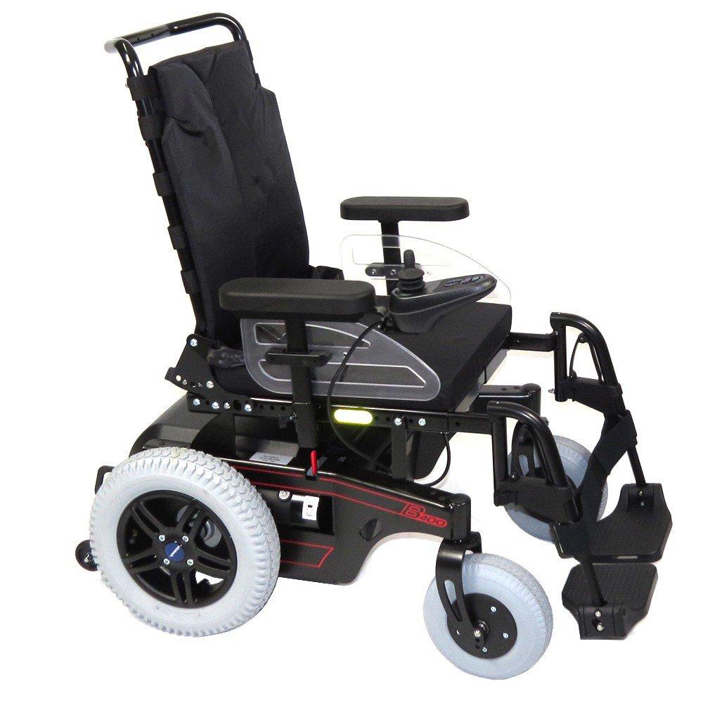 Cadeira de Rodas Motorizada Reclinável B400 Ottobock
